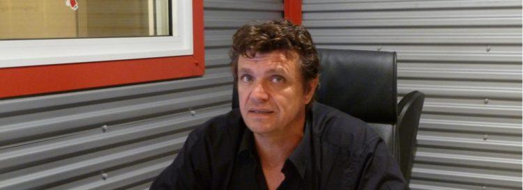 Yann Rousseaux, directeur de Tropic Profil Guadeloupe