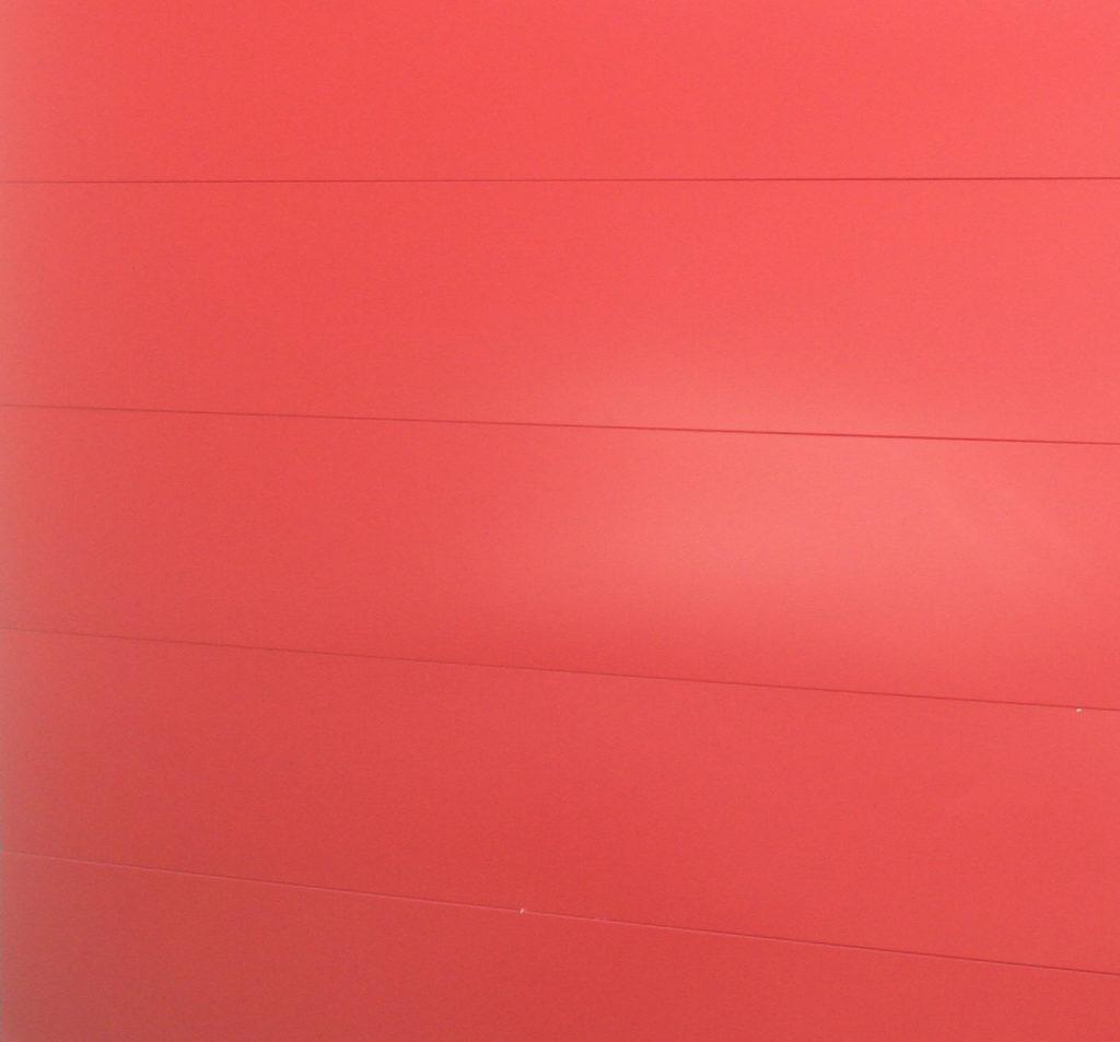 détails des tôles Cassette de TPG pour les bardages, portes et faux-plafonds
